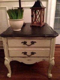 17 Best ideas about Painted End Tables on Pinterest ...