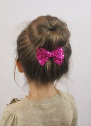 toddler dance hair ideas