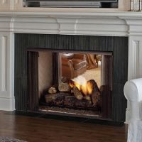 1000+ images about Double sided fireplace on Pinterest ...