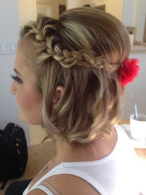 25 Best Ideas About Bob Hair Updo On Pinterest Chignon Updo