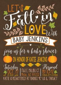 25+ best ideas about Fall baby showers on Pinterest