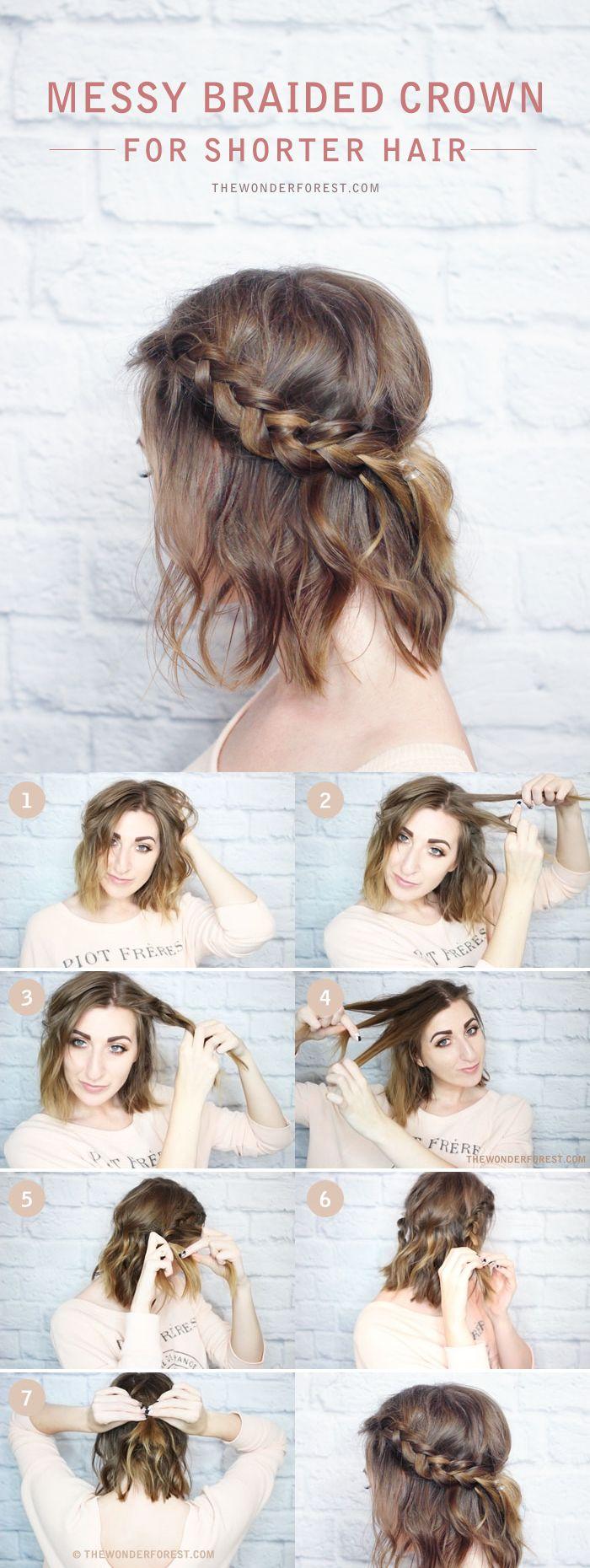 25 Best Ideas About Shorter Hair On Pinterest Hairstyles Short