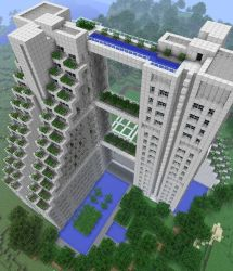 minecraft building cool buildings houses awesome amazing build easy skyscraper designs epic builds want structures try bored easily didn really