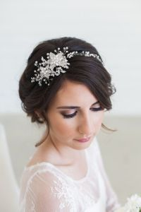 180 best images about Bridal Hair Accessories & Headpieces ...