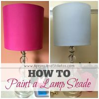 25+ creative Painting Lamp Shades ideas to discover and ...