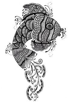 336 Best Images About Drawing And Zentangle Animals On
