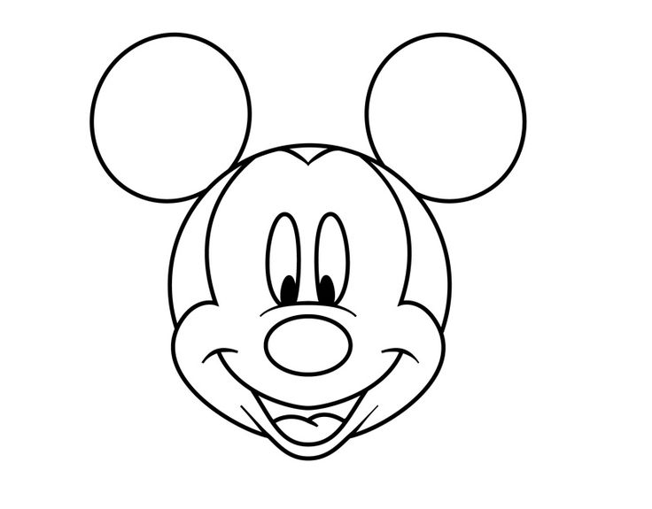 Best 25+ Mickey mouse drawings ideas only on Pinterest