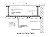 DROP CEILING DRYWALL SECTION - Google Search   project ...