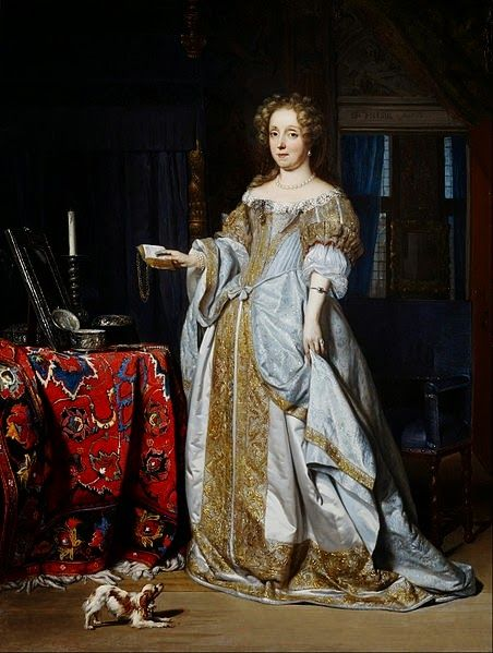 Gabriel Metsu Portrait Of A Lady By Gabriel Metsu Art