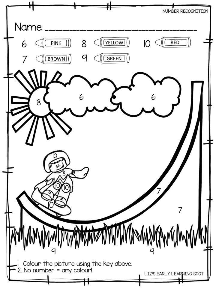 1000+ images about Math for Kindergarten on Pinterest