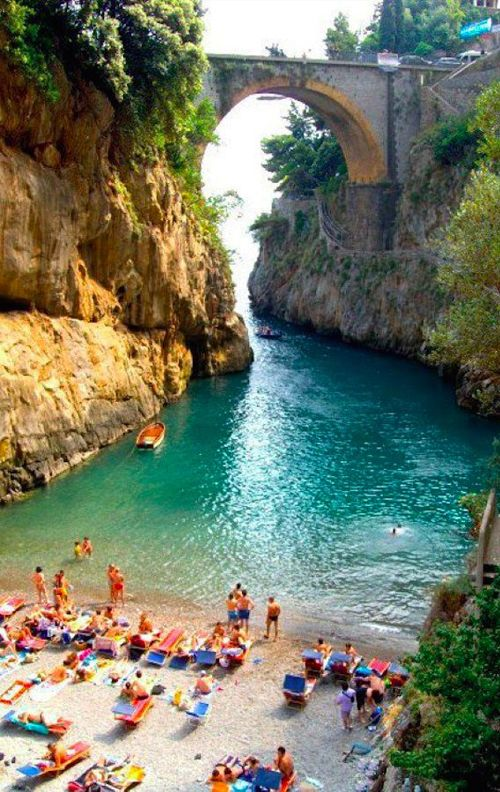 Amalfi Coast, Italy – Best Honeymoon Destinations of 2014 #travel #wedding #beach