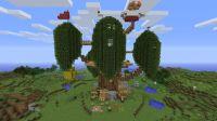 Cool mindcraft adventure time tree house   Mindcraft ...