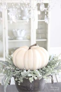 Best 20+ White pumpkins ideas on Pinterest | White pumpkin ...