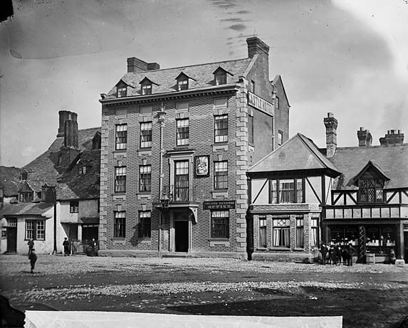 Castle Hotel Rhuthun Black And White Photos Pinterest Photos Hotels And Castles
