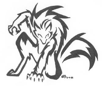 Werewolves, Medium and Drawings on Pinterest