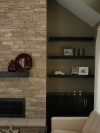 The 46 best images about Beside-fireplace storage on ...