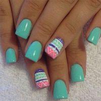 summer 2015 solar nails | Gel Nail Art Designs Ideas ...