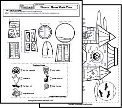 25+ best ideas about Halloween Worksheets on Pinterest