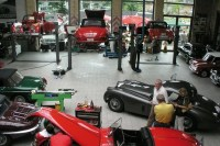 Classic car workshop in Germany | Motorcycle and Car ...