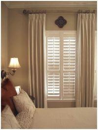 I love shutters for the basement windows | basement ideas ...