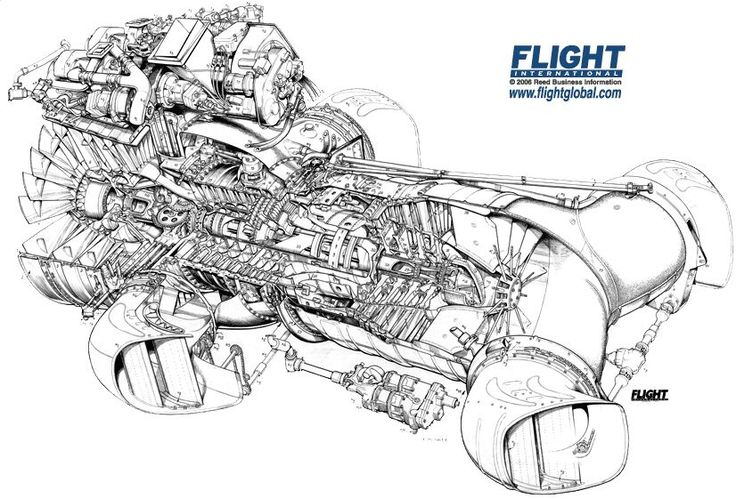 F18 Diagram Of Engine