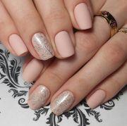 ideas beige nails