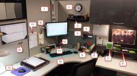 Best 20+ Cubicle organization ideas on Pinterest