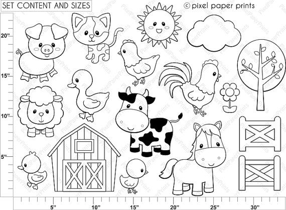 25+ best ideas about Farm Coloring Pages on Pinterest