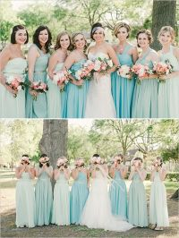 Best 25+ Aqua bridesmaid dresses ideas on Pinterest