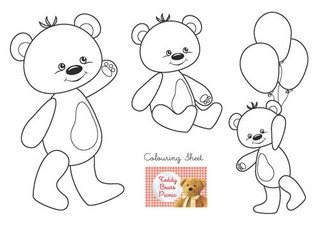 1000+ images about Teddy Bear Picnic on Pinterest