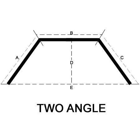 Custom 2 Angle Bay Window Traverse Rod H A R D W A R E Pinterest Bays Products And Window