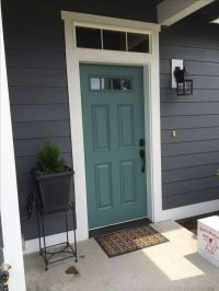 Modern Front Door Colors. Best Door Colors For Red Brick ...