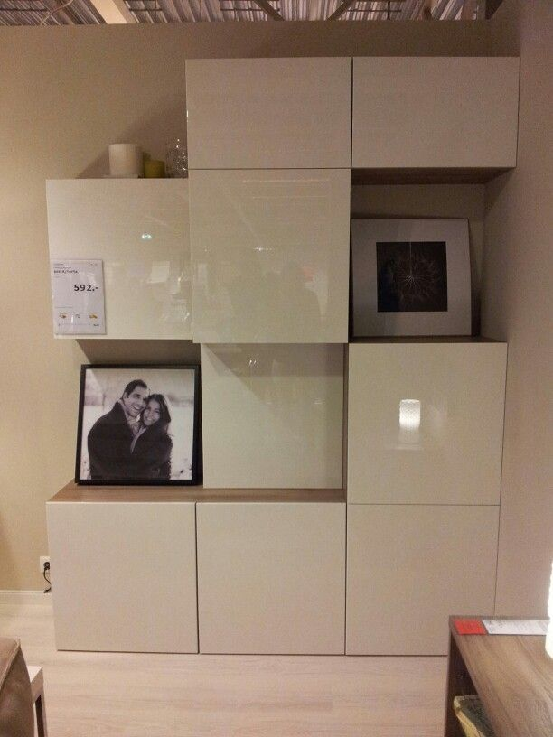 Ikea besta  eetkamer  Pinterest