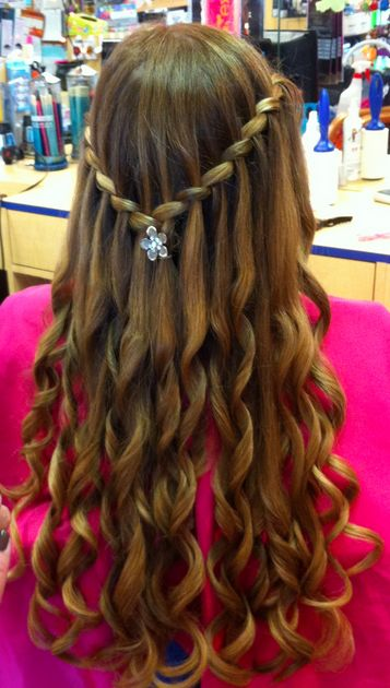13 Best Images About Hair For Bat Mitzvah On Pinterest Ponytail