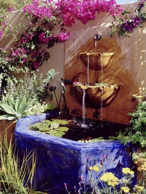 25 Best Ideas About Mexican Garden On Pinterest Spanish Patio