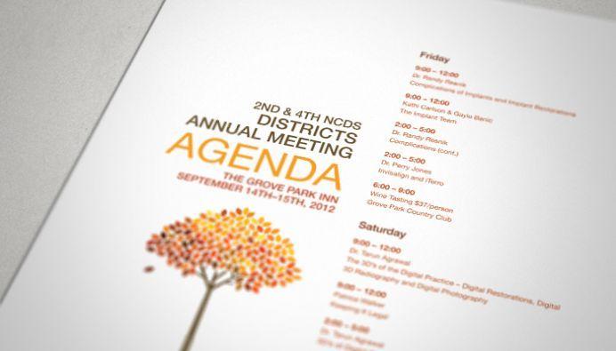 Creative Event Design And Promotional Materials Design