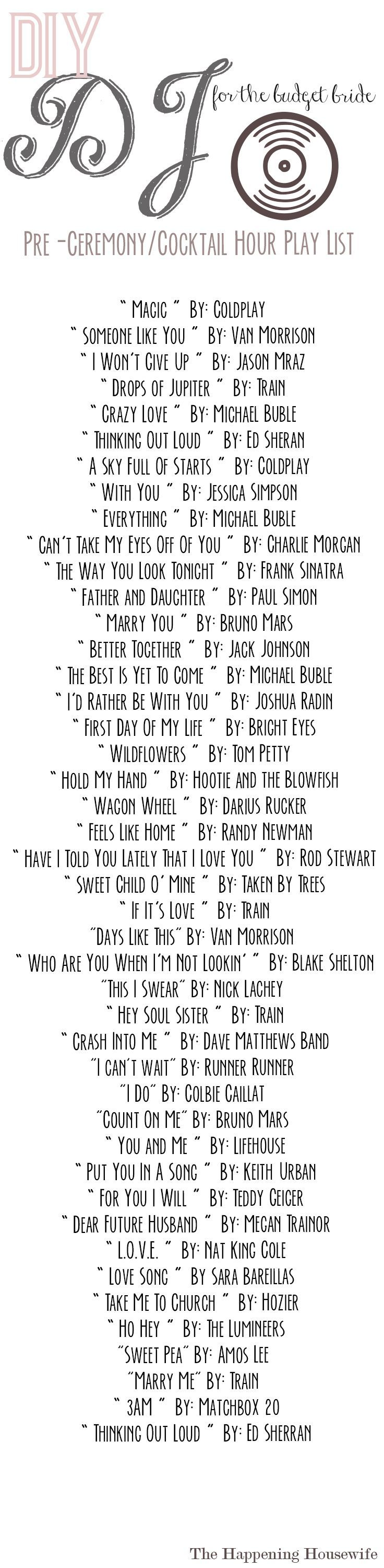 25 best ideas about Songs For Wedding on Pinterest  Wedding songs Marriage songs and Country