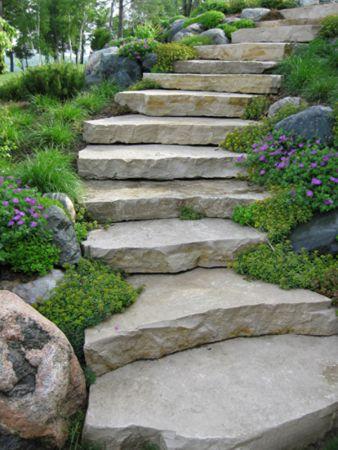 25 Best Ideas About Garden Steps On Pinterest Garden Stairs