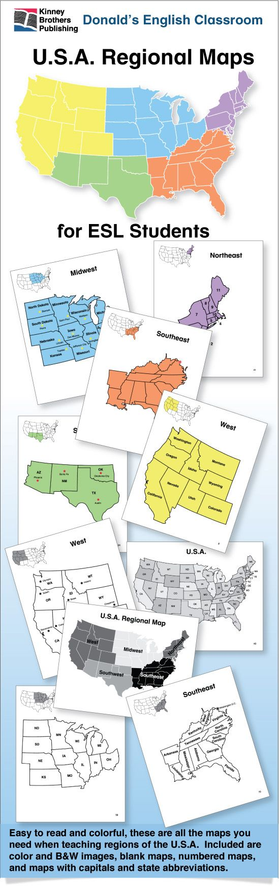 1000 ideas about States And Capitals on Pinterest 50