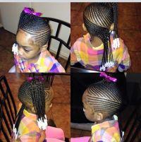 25+ best ideas about Kids Braided Hairstyles on Pinterest ...