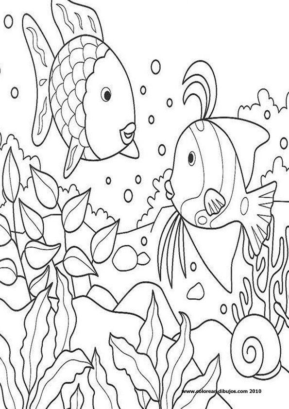27 best images about El pez arcoiris. Actividades. The