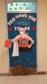 17 Best ideas about Superhero Classroom Door on Pinterest ...
