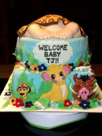 42 best images about Lion king cakes on Pinterest | Disney ...