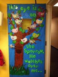 17 Best ideas about Preschool Door on Pinterest