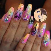 ideas exotic nails
