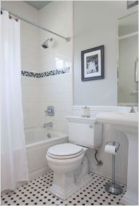 beadboard and tile bathroom | Bathroom-Traditional-San ...