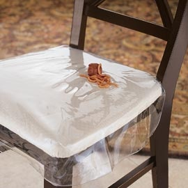 Plastic Dining Chair Covers