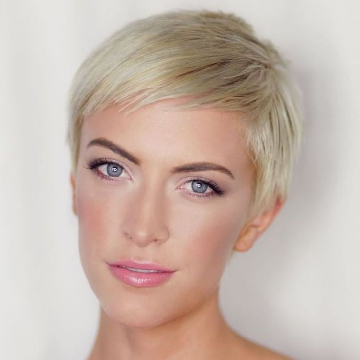 25 Best Ideas About Blonde Pixie Cuts On Pinterest