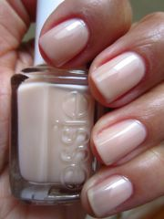 essie sandy beach nail polish