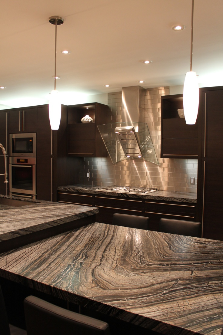 Silver wave granite love it  For the Home  Pinterest